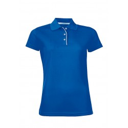 POLO POLYESTER FEMME