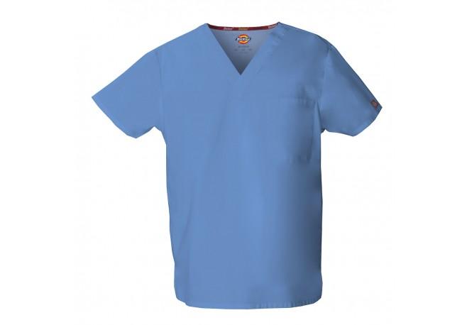 Blouse médicale unisexe col V Dickies EDS
