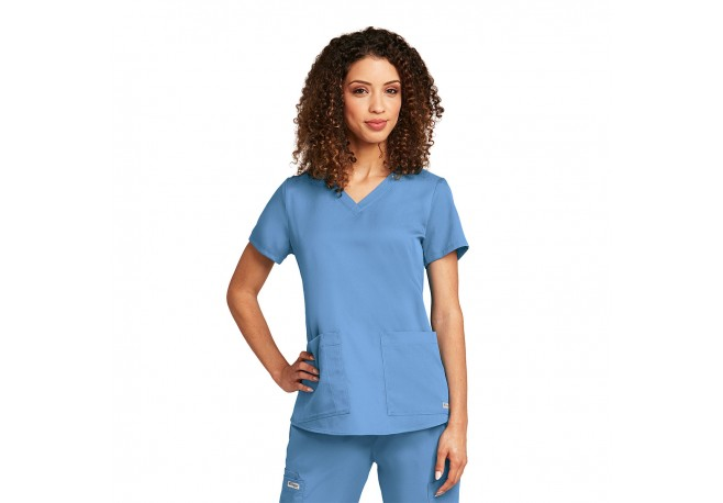 Tunique femme col V - Grey's Anatomy
