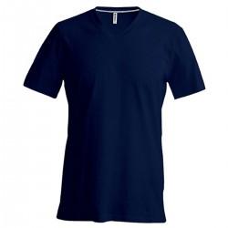 Tshirt homme col V