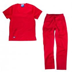 Ensemble medical tunique et pantalon