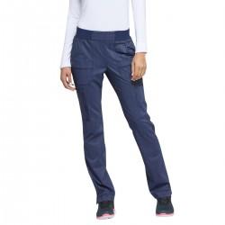 "Pantalon médical femme effet jean - Dickies Advance "" série limitée"""