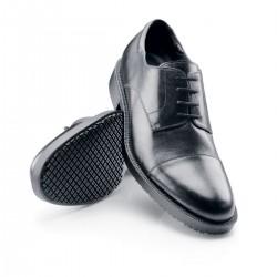 Chaussure funéraire ani dérapante haut de gamme