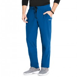 Pantalon médical homme coupe slim - GREY'S ANATOMY EDGE