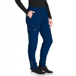 Pantalon médical femme coupe slim - BARCO EDGE