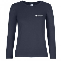 T-shirt manches longues femme