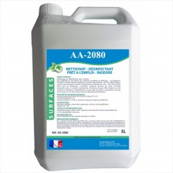 NETTOYANT DÉSINFECTANT PAE INODORE - 5L