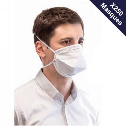 Masques FFP2 X250 ( 2,03€ TTC l'unité)