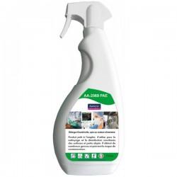 Nettoyant désinfectant PAE