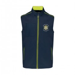Gilet multipoches homme