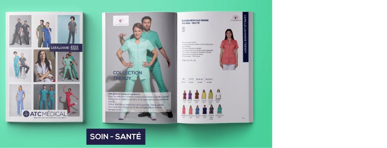 Nouveau catalogue soin santé