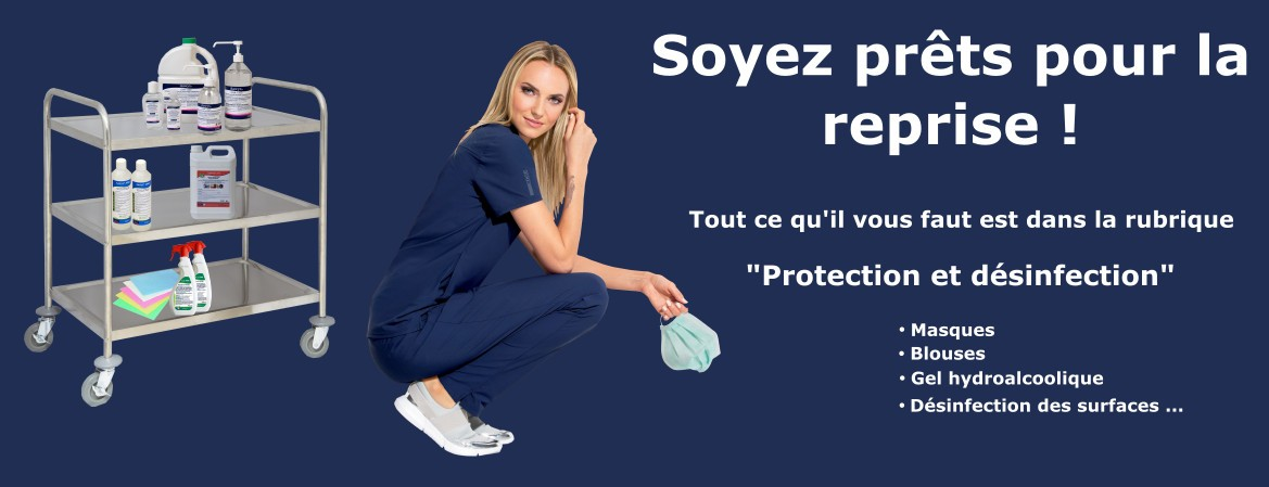 Protection et désinfection